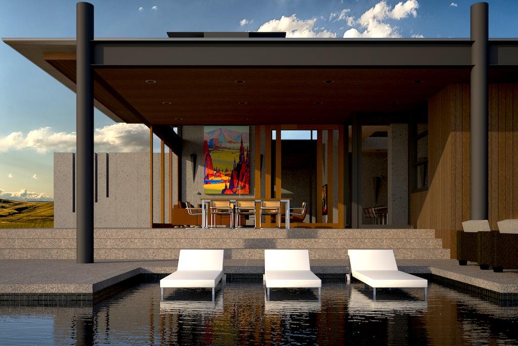 Superbe ... Calgary Home Design A16 ...