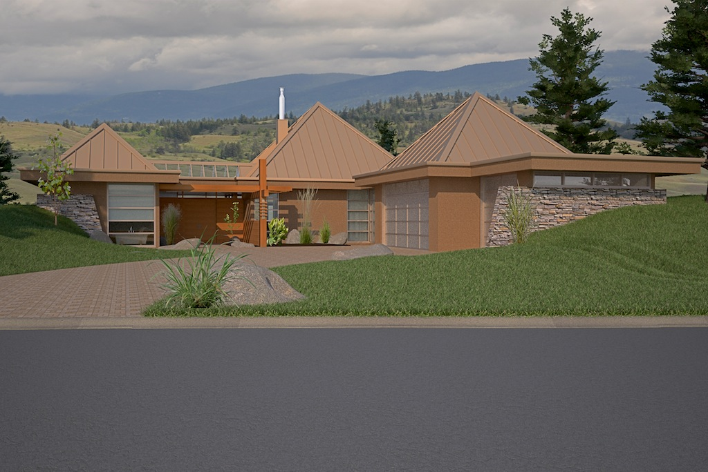 California Home Design A2