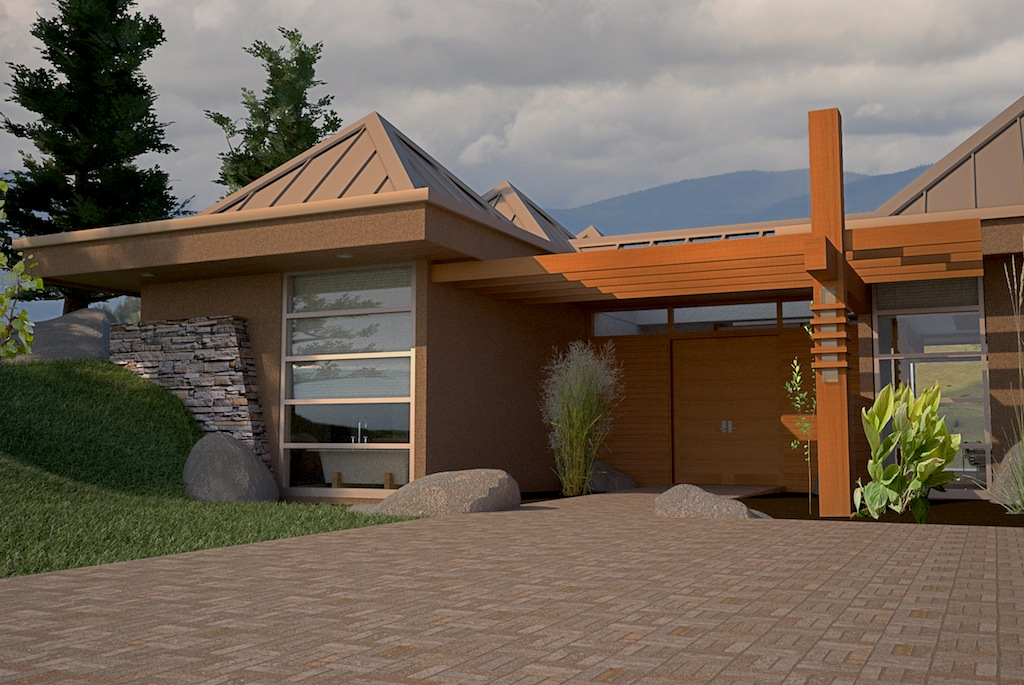 California Home Design A4