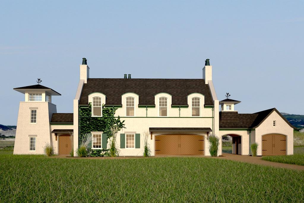 Cape Cod Home Design A2