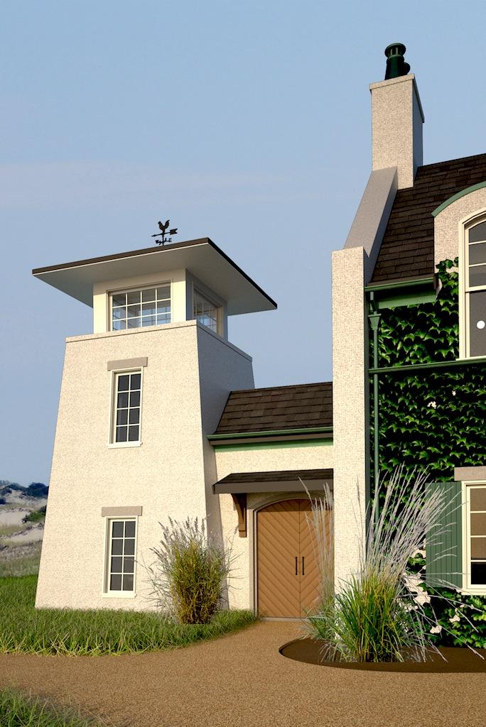 Cape Cod Home Design A4