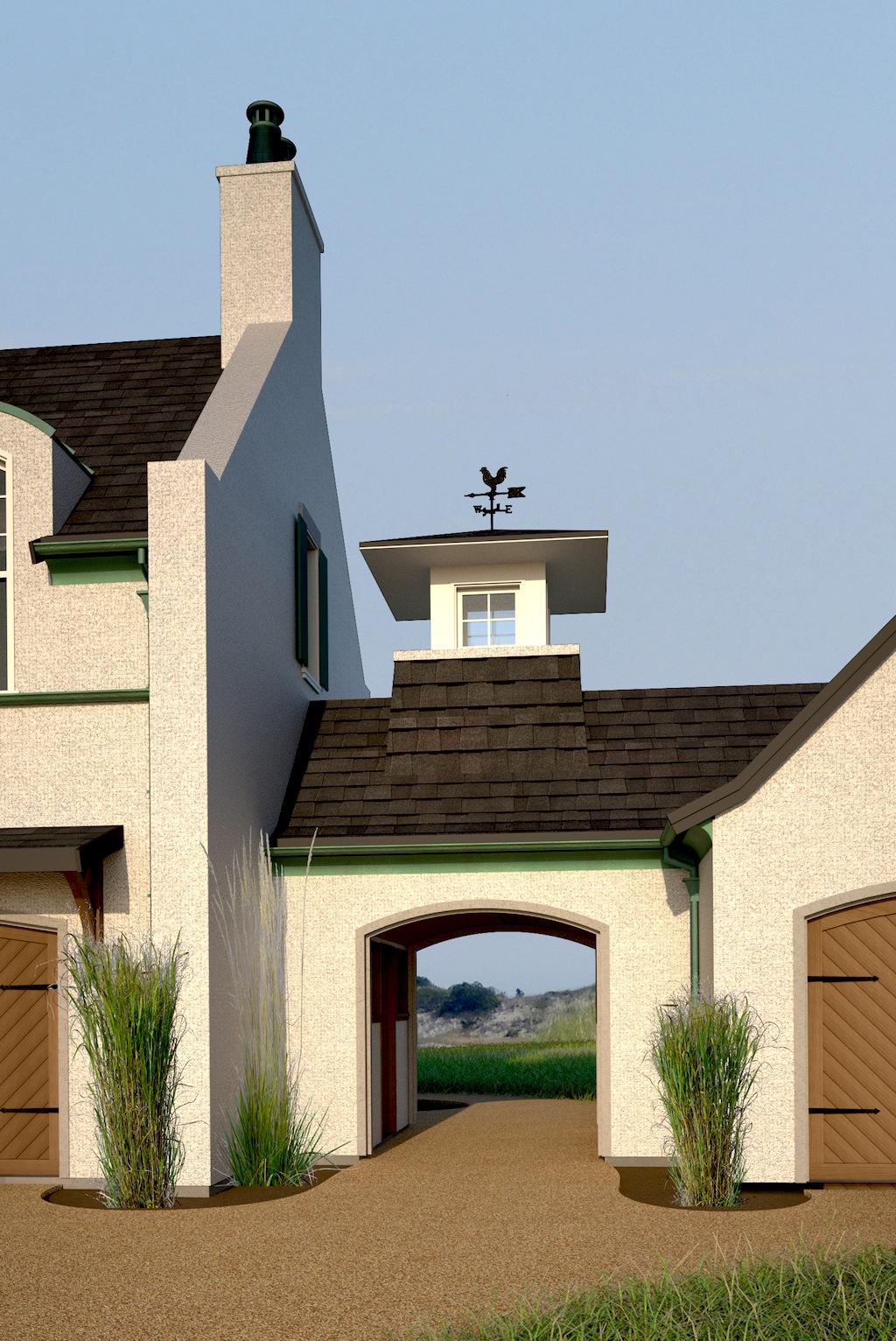 Cape Cod Home Design A5