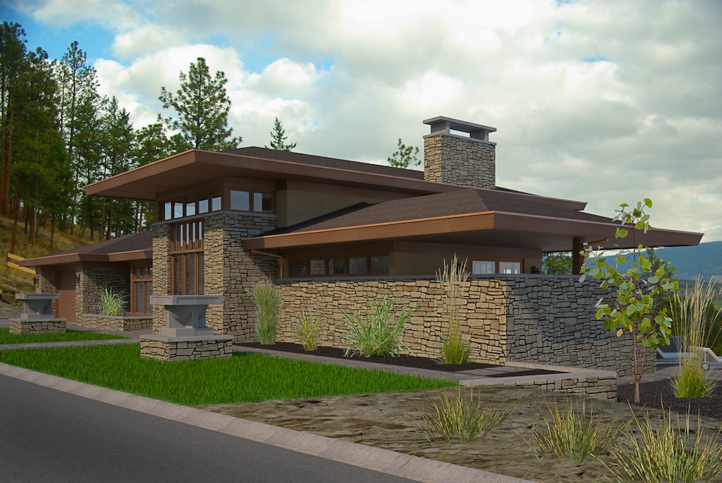 Kelowna Home Design A1