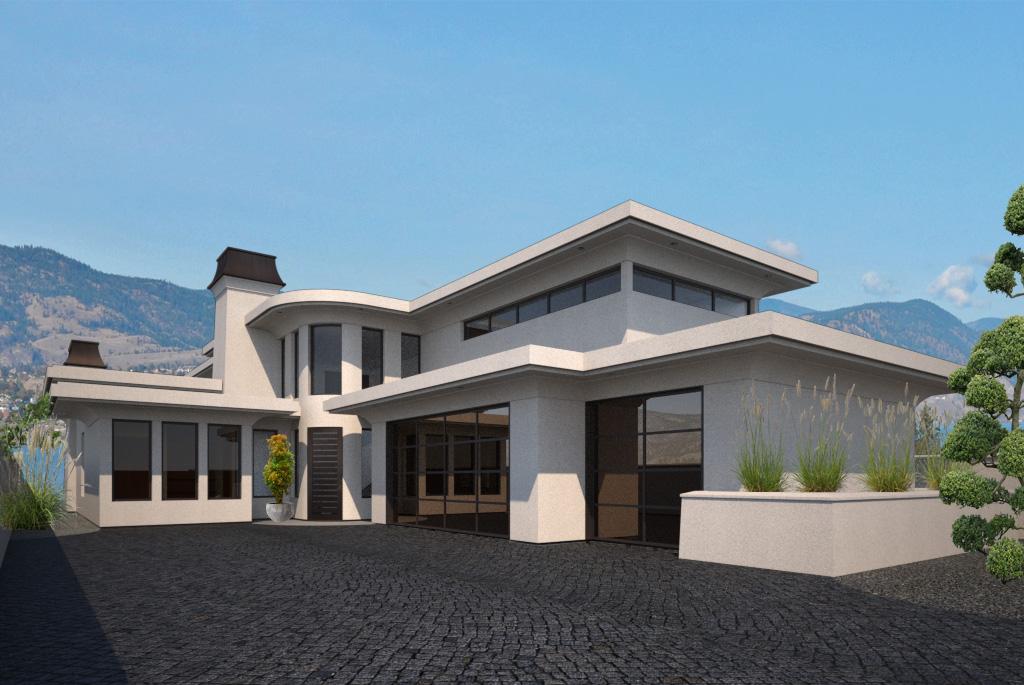Kelowna Home Design B4