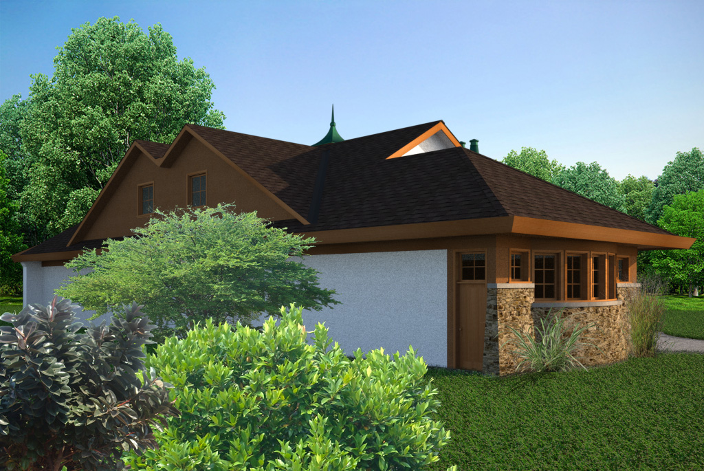 Kelowna Home Design C1