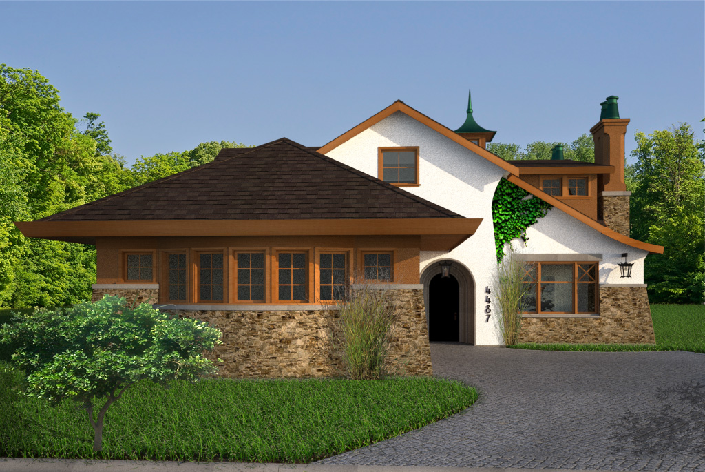 Kelowna Home Design C3