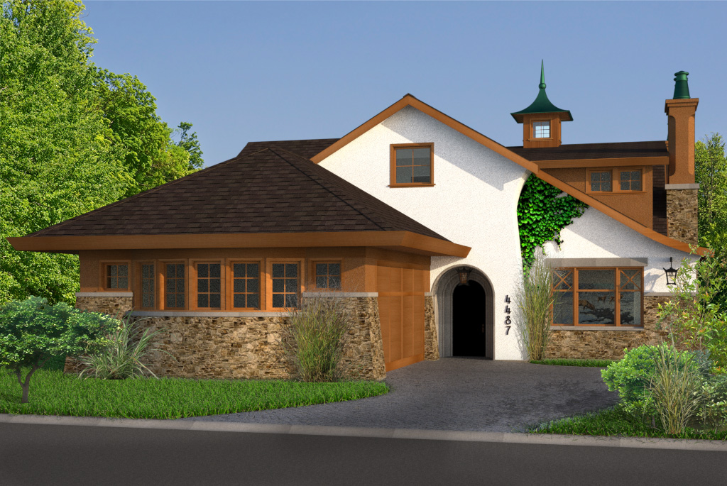 Kelowna Home Design C4
