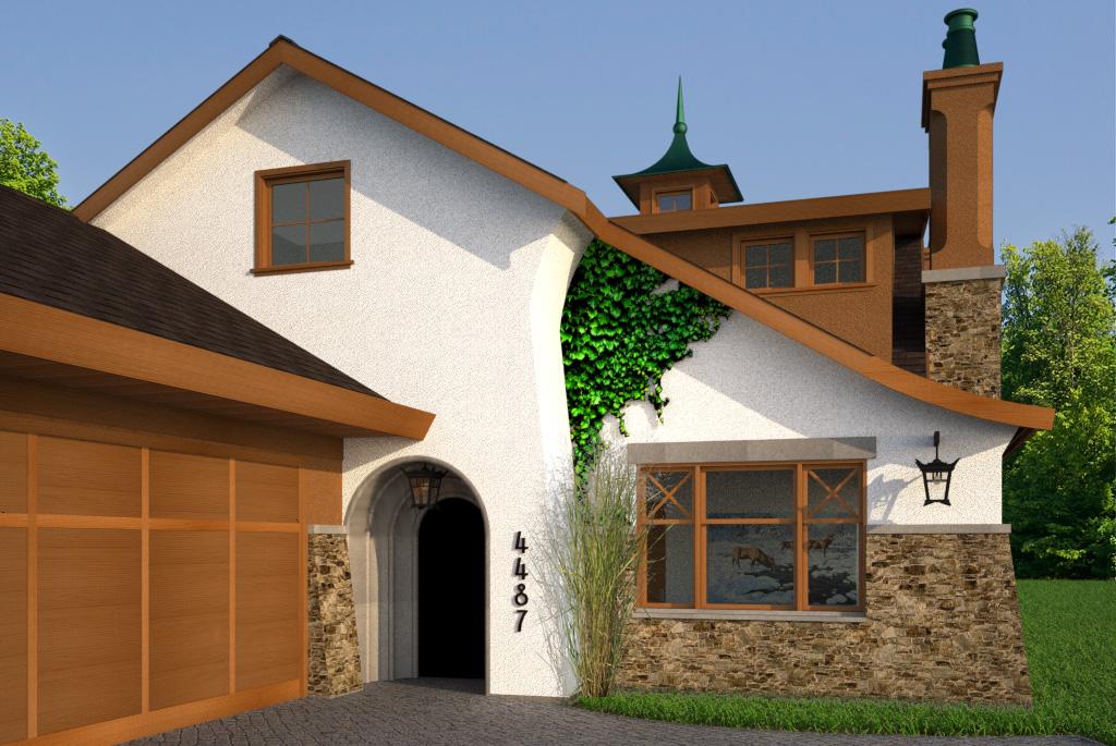 ... Kelowna Home Design C5 ...