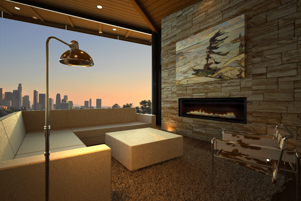 Los Angeles Home Design A1