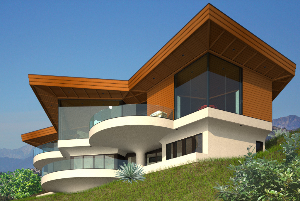 Los Angeles Home Design A5