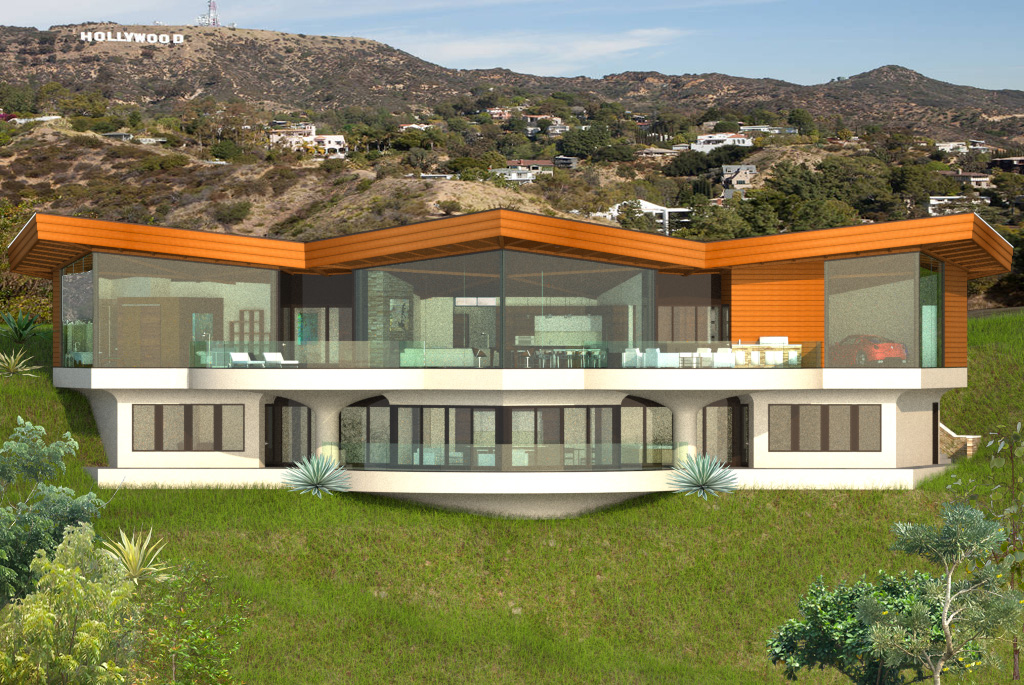 Los Angeles Home Design A8