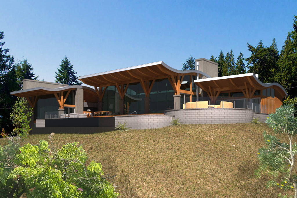 Luxury home designs residential designer for West coast home plans