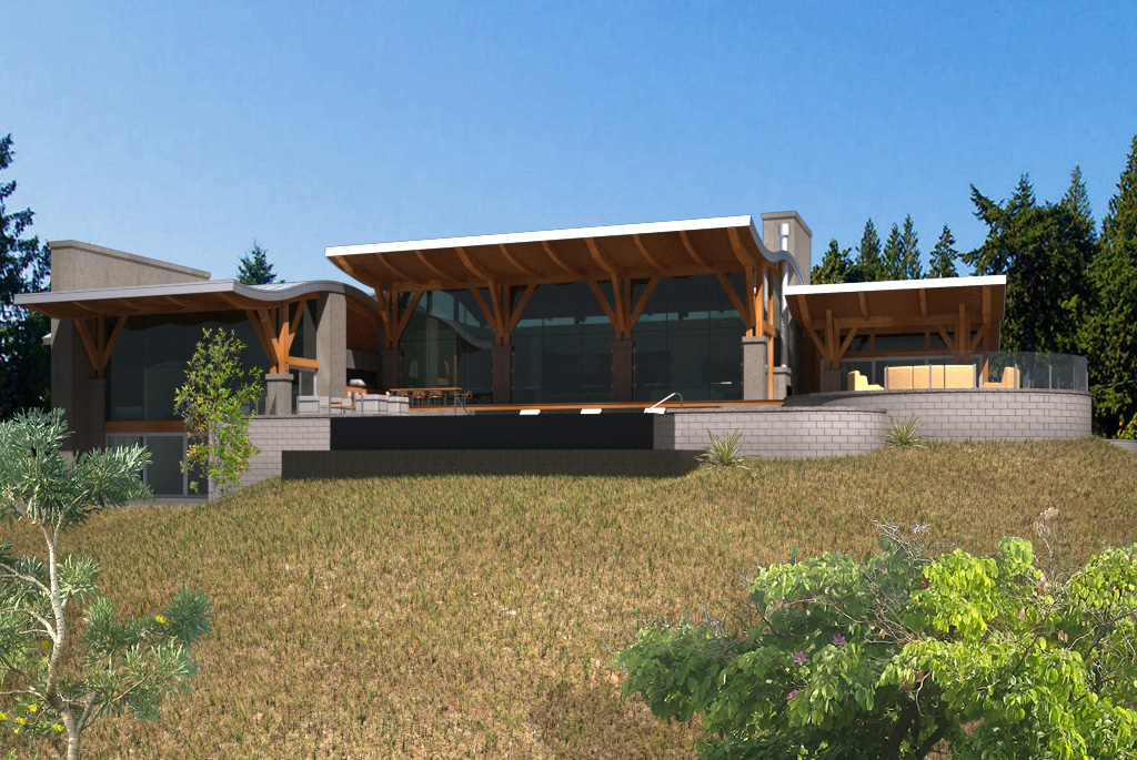 ... Caulfield West Vancouver House Design A2 ...