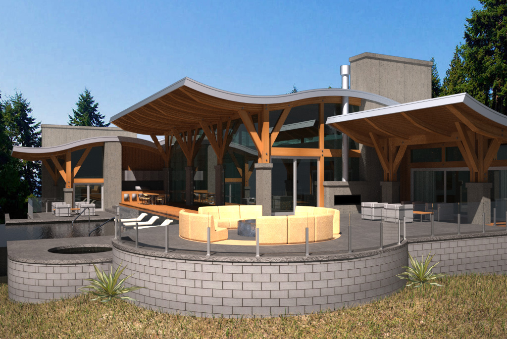 ... Caulfield West Vancouver House Design A3 ...