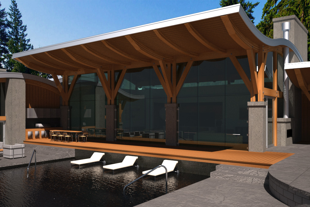 ... Caulfield West Vancouver House Design A8 ...