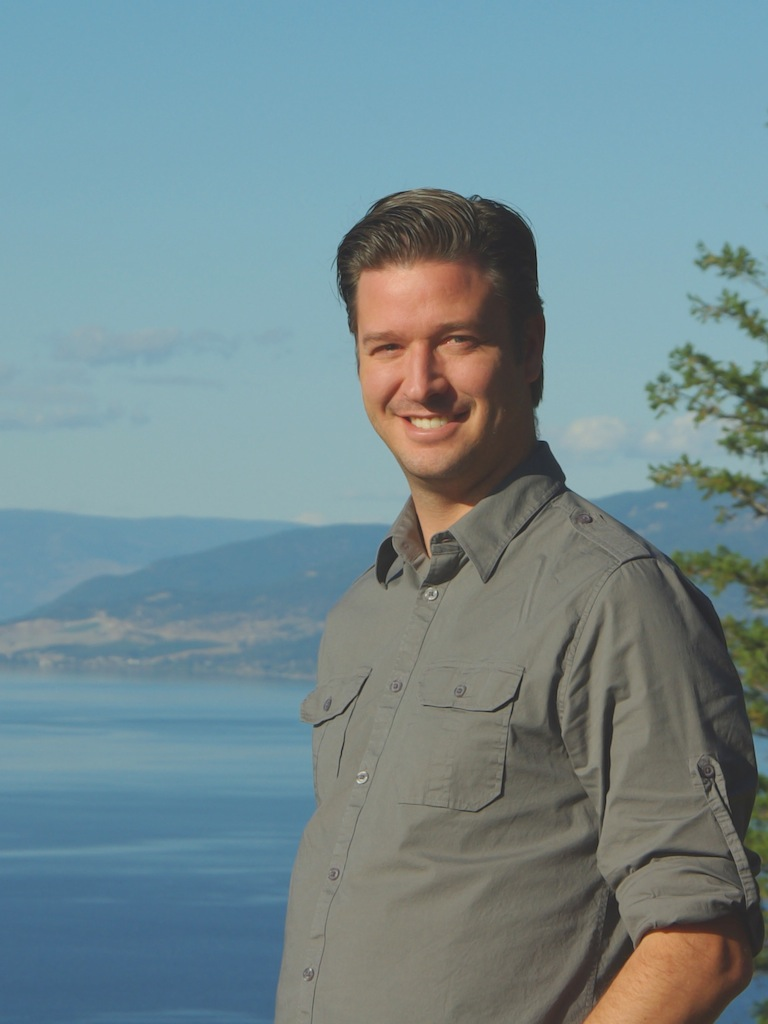 Luxury Home Designer Jeremy Newell